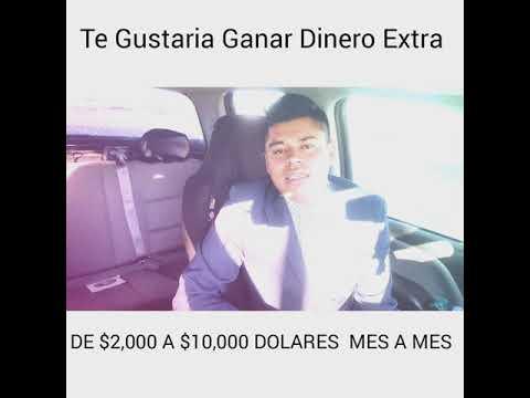 GANAR DINERO EXTRA DE $2,000 A $10,000 DOLARES