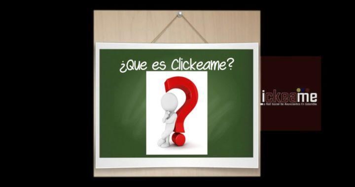 Ganar dinero por internet con Clickeame
