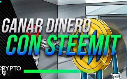 GANAR DINERO POSTEANDO EN STEEMIT + COMUNIDAD DISCORD DONDE CONSEGUIR VOTOS
