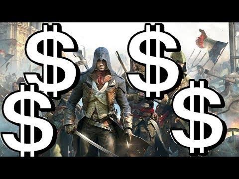 Ganar Dinero Rapido En Assasins Creed Unity