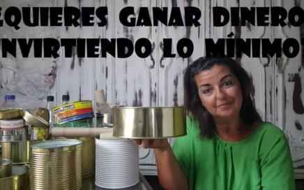 GANAR DINERO RECICLANDO-MAKE MONEY RECYCLING. Video 16