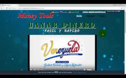 Ganar Dinero - Venezuela - Desde casa - por internet
