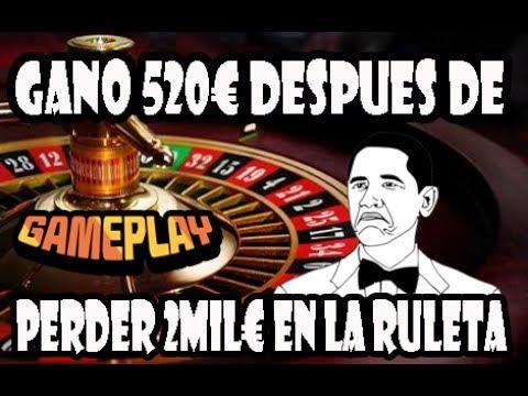 GANO 520€ DESPUES DE PERDER 2MIL€ EN LA RULETA MULTI WHEEL | TRICKASINO