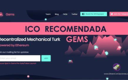 GEMS | ICO RECOMENDADA