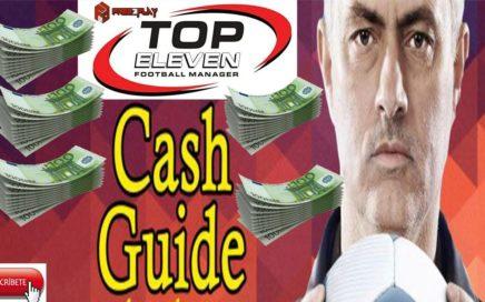 Guía Como GANAR DINERO (Cash) en TOP ELEVEN 2018