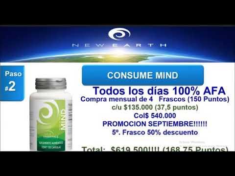 Haz red en newearth afamind en colombia y gana dinero