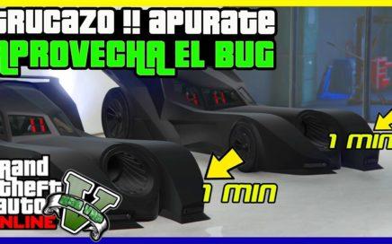 "IMPRESIONANTE!! AUTOS GRATIS CADA MINUTO ""GTA V ONLINE"" 1.42 [ PS4 - XBOX ONE ]"