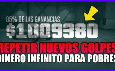 *INCREÍBLE* NUEVO TRUCO DINERO INFINITO PARA POBRES!! 1.42 [REPETIR NUEVOS GOLPES] | GTA 5 ONLINE