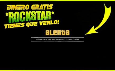 INCREIBLE! ROCKSTAR GAMES VA A REGALAR DINERO A GRAN MAYORIA DE SUS JUGADORES EN GTA 5 ONLINE!