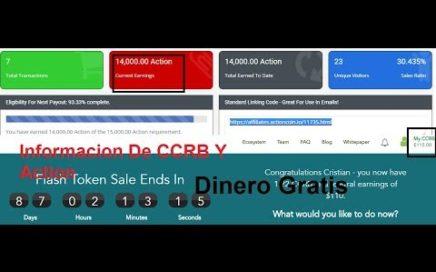 Informacion:Gana 2000 Tokens gratis y 10 Dolares : Dinero Gratis