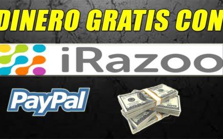 iRazoo Tutorial, gana Dinero a Paypal Completando Ofertas Gratuitas | Gokustian