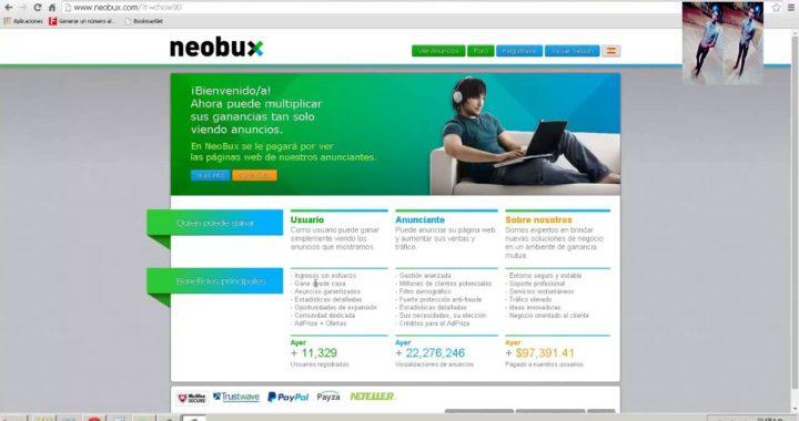 La Mejor Estrategia Para Ganar Mas De 50$ En Neobux 2017
