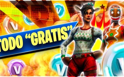 LA MEJOR MANERA de CONSEGUIR SKINS GRATIS en FORTNITE BATTLE ROYALE!!