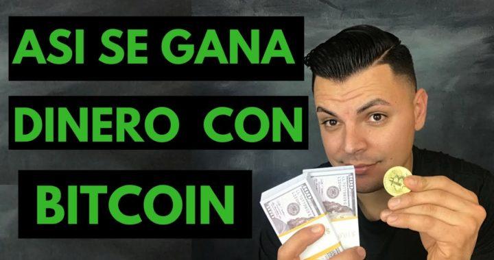 La MEJOR Manera de Ganar Dinero Con Bitcoin