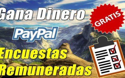 La mejor página de Encuestas para ganar Dinero Gratis a Paypal | Gokustian