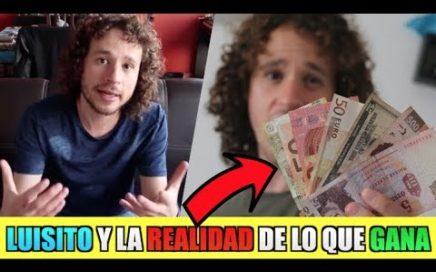 Luisito Comunica ACLARA Cuanto DINERO Gana Y Las Mentiras Detras De Eso!