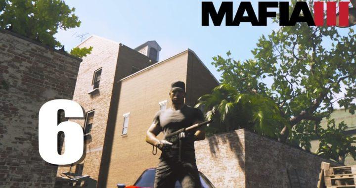 Mafia III #6 Trucazo del Dinero Super Rápido en Misiones Jim Mccormick