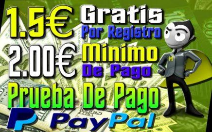 Marketagent 1.5€ GRATIS !! Por Registro Mínimo de pago 2€ Ganar Dinero Con Encuestas 2018 PayPal