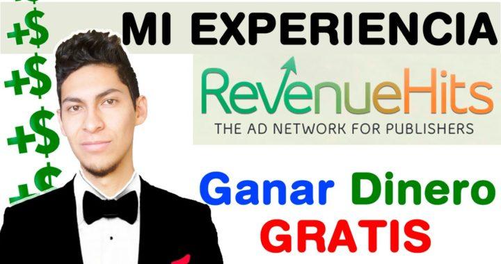 Mi Experiencia con RevenueHits - Ganar Dinero Gratis   Alexander Villegas