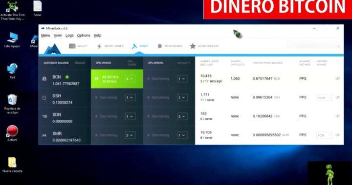 MinerGate : gana dinero minando con tus computadoras, celulares y tabletas