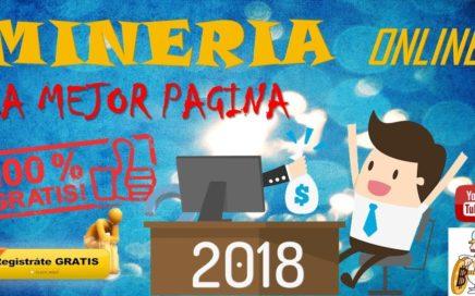 Mineria en Automatico Bitcoin/2018/ GANA DINERO ONLINE/Eobot la mejor pagina