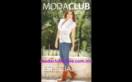 ModaClub Catalogo Especial Invieno Año Nuevo 2013