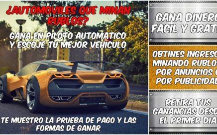 MOTOR MONEY, GANA DINERO de forma AUTOMATICA y RETIRA tus GANANCIAS desde el PRIMER DIA