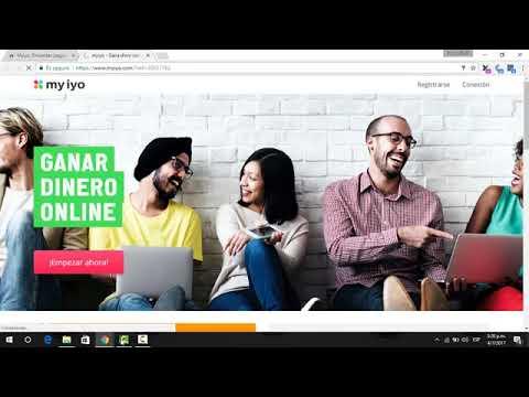 Myiyo, Que es y Como Funciona Gana dinero Realizando Encuestas en todo el Mundo Nuava pagina 2018