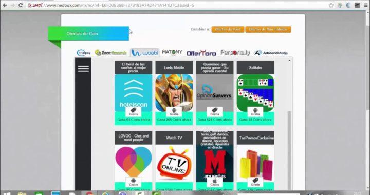 Neobux   Explicacion Completa   Gana Dinero Gratis viendo anuncios