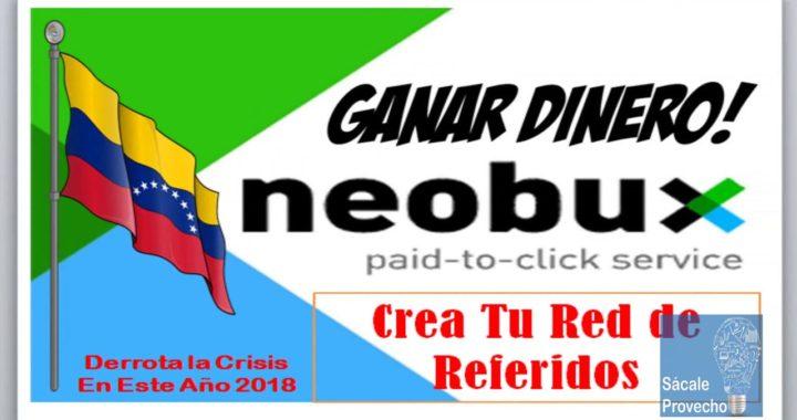 Neobux: Gana Más de 60 Dólares el Mes solo Viendo Anuncios (Super Fácil)
