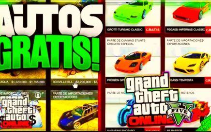 *NEW* TRUCO TENER CUALQUIER COCHE GRATIS GTA 5 ONLINE 1.40 DINERO INFINITO BESTIAL VEHICULOS GRATIS!