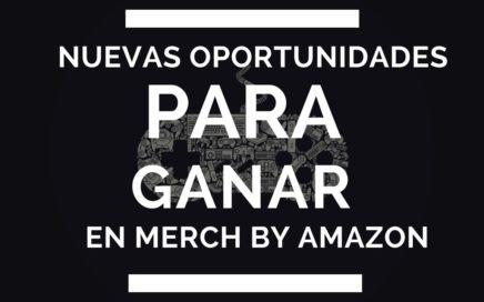 Nuevas Oportunidades Para Ganar Dinero Con Merch By Amazon |  Audrey Millan