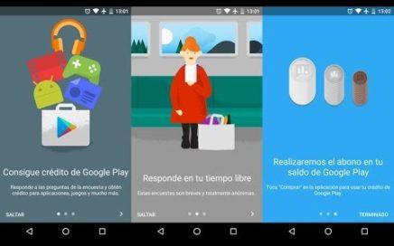 ¡¡NUEVO 2018!! Como GANAR DINERO en Android Fácil y Rapido: Google Opinion Rewards