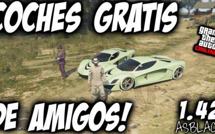 *NUEVO* - COCHES DE LUJO GRATIS - REGALAR COCHES AMIGOS - GTA 5 - DUPLICAR AUTOS  - (PS4 - XBOX One)
