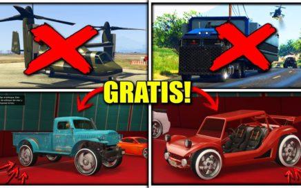 NUEVO! COMO TENER TODOS LOS AUTOS GRATIS! *SE GUARDA TODO* GTA 5 AUTOS DE LUJO O MODS GRATIS!