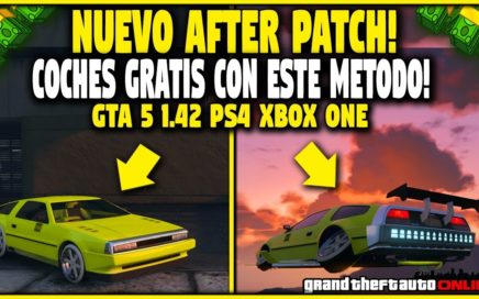 NUEVO! - CONSIGUE AUTOS GRATIS CON ESTE TRUCO! GTA 5 REGALAR AUTOS *AFTER PATCH* (ps4 y xbox one)