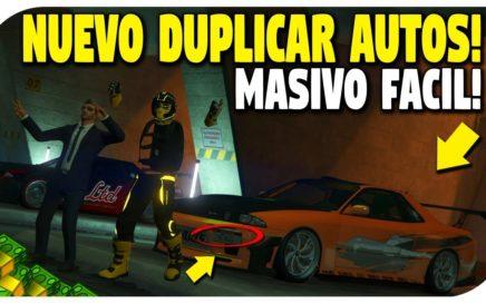 NUEVO! - DINERO INFINITO DUPLICAR AUTOS MASIVAMENTE! GTA 5 NUEVO TRUCO MONEY GLITCH (PS4,XBOX ONE)