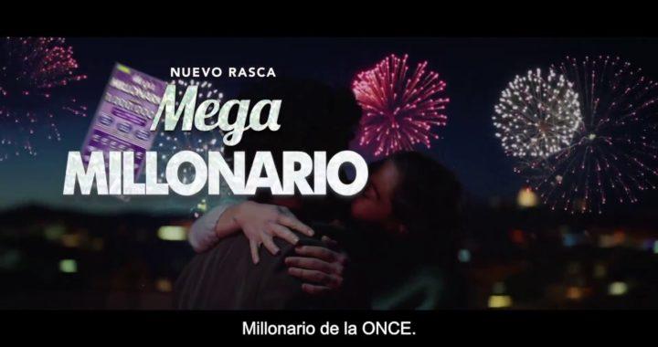 NUEVO Rasca MEGA Millonario de la ONCE ¡Gana 1.000.000€ al instante!