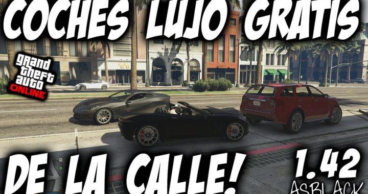 *NUEVO* - SIN AYUDA - COCHES LUJO DE LA CALLE - GTA 5 - GUARDAR SIN CERRAR GTAV  - (PS4 - XB1)