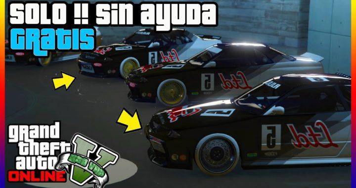 """*NUEVO* TRUCO BESTIAL SOLO SIN AYUDA!! """"GTA V ONLINE"""" $1.000.000 EN MINUTOS"""