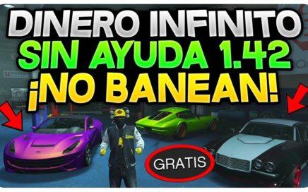NUEVO TRUCO DINERO INFINITO *SOLO* SIN SER BANEADO! (COCHES GRATIS 1.42) +1,000,000 EN 5 MIN