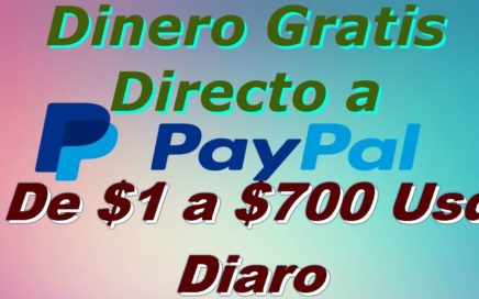 Pagina para ganar de $1 a $700 Dolares TOTALMENTE Gratis