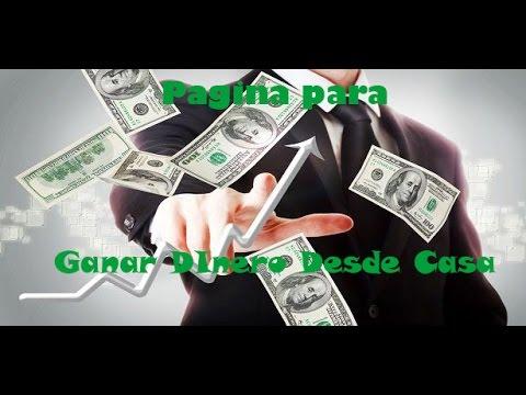 Pagina Para Ganar dinero en internet - Ganar dinero en casa 2016