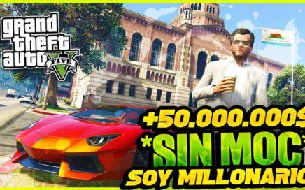 PASA DE POBRE A MILLONARIO!! NUEVO TRUCO DE DUPLICAR COCHES GTA 5 *SIN DELUXO, OPRESSOR, MOC*