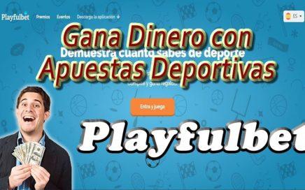 Playfulbet Gana Dinero con Apuestas Deportivas Gratis