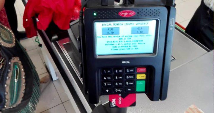 Primera Compra en MERCADONA con BITCOIN en ESPAÑA — Tarjeta VISA XAPO