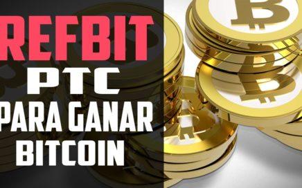 Refbit | PTC para Ganar Bitcoin | Explicación completa | Dinero Online Venezuela