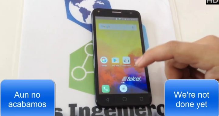 remover, bypass FRP o quitar cuenta google alcatel 5010 #62