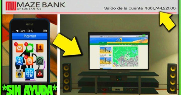 SIN AYUDA! DINERO INFINITO TRUCO DE VENDER CASAS FACIL! GTA 5 1.42  DINERO INFINITO TRUCO BESTIAL!