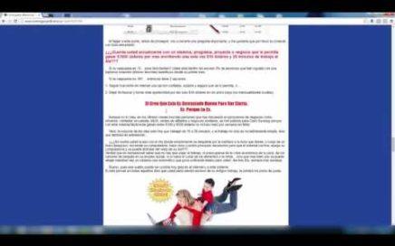 Sistema Cash Synergy   Como Ganar Dinero Para Paypal 2016   Cash Synergy Sorteo